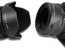 67MM Reversible Petal Flower Lens Hood for Sony, Nikon, Pentax, Sigma - UK STOCK