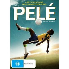 PELE:Birth Of A Legend-Region 4-New AND Sealed