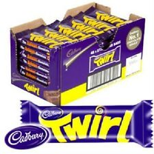 Cadbury Twirl Twin Chocolate Fingers 43 grams x 24 bars