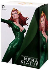 DC Collectibles_DC Comics Cover Girls MERA 10.37 inch Limited Edition Statue_MIB