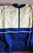 Men's Yellow/Blue  Classic Elements Jacket Size L, 100% Polyester flannel lined