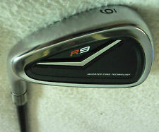 LH - TaylorMade R9 Single 6 Iron w/REAX 65 Regular Graphite Shaft