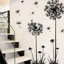 Large Removable Vinyl Art DIY Dandelion Wall Sticker Decal Mural Home Room Decor