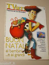 TV SETTE=1996/51=TOY STORY=FRATE INDOVINO=MARCO PRESTA ANTONELLO DOSE=