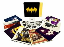 Mondo BATMAN THE ANIMATED SERIES Vinyl 8xLP BOX SET 6 Handbills NEW Limited