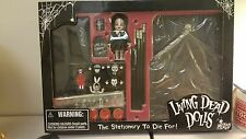 Living Dead Dolls Stationary Set