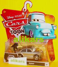 T - MANJI - #27 Disney Cars Toons Tokyo Mater's Tall Tales Toon auto diecast new