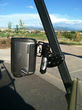 Laser Rangefinder Golf Cart Mount / Holder  4 Bushnell Callaway Nikon and others