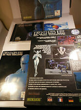 PC GAME RISE OF THE ROBOTS 1994  (BIG BOX GAME ) PC-CDROM