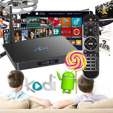 X92 Android 6.0 TV BOX 2+16GB Amlogic S912 Octa Core Dual WIFI Kodi Media Player