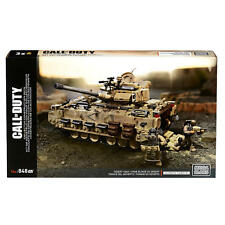 Call of Duty Desert Tank Mega Bloks Collector Series Set DPB59