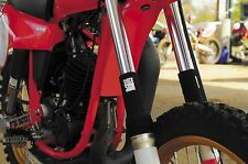 Shock Sox 6in. Vintage Fork Seal Protector VINTAGE/CONV/BLACK