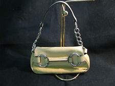 "Madison and Max baguette purse/one strap, faux leather,L4.5""x8.5""x2.5"" #FC14"