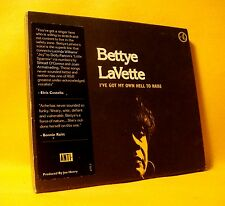 NEW CD Bettye LaVette I've Got My Own Hell To Raise 10TR 2005 Blues Rock Soul