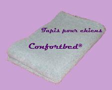 Tapis Confortbed Vetbed Eleveur rose uni, épaisseur 32 mm, 75x100 cm