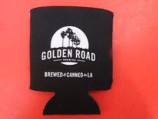 Beer Bottle Can Koozie    Golden Road Brewing Co    Brewed & Canned In Louisiana