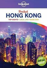 Travel Guide: Lonely Planet - Hong Kong by Piera Chen (2015, Paperback)