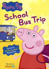 Peppa Pig: School Bus Trip DVD 024543302841