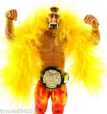 Hulk Hogan WWE CLASSIC SUPERSTAR 11 WWF Elite WCW NWO Hollywood Wrestling- s88