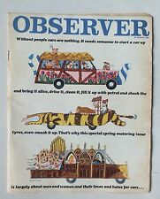 THE OBSERVER MAGAZINE - 23 MARCH 1969 *