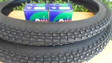 "(2)Pai 26""x 2.35"" Mountain Tires + (2) Tubes Bike Bicycle Dirt MTB Tires Cruiser"