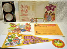 1968 BANANA SPLITS CLUB OFFICIAL CHARTER MEMBER MEMBERSHIP KIT Complete