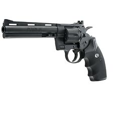 "Umarex Colt 6"" Python .177 CO2 Air Gun Black 2254040"