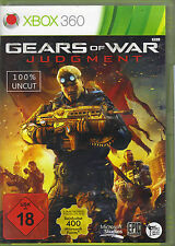 Gears of War - Judgement (X-Box360)