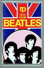 THE BEATLES ~ Hits From Beatles Cassette Tape
