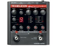 TC Helicon VoiceTone Harmony G XT Guitar and Vocal Effects Pedal PROAUDIOSTAR