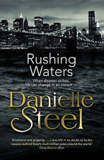 Rushing Waters by Danielle Steel (Hardback, 2016)