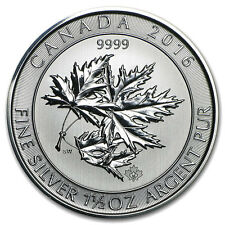 Canada Multi Maple Leaf 2016 1,5 once argent 1,5 oz 8 dollars