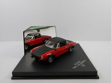 VITESSE VCC082 FIAT 124 ABARTH 1972 RED MINT BOXED 1:43