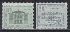 DDR East Germany 1959 ** Mi.676/77 Mendelssohn Komponist Composer Musik Music