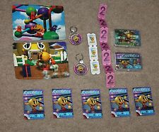Namco Arcade Prize Ticket Lot Vintage 90s Pacman Promo Promotional Retro Game