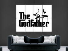 THE GODFATHER LARGE PICTURE POSTER GIANT ART HUGE