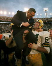 VINCE LOMBARDI 8X10 GLOSSY PHOTO PICTURE
