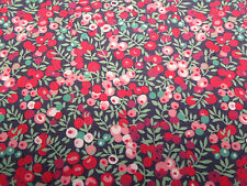 Liberty of London Kingly Cord Fabric 'Wiltshire Berry' 1.7 METRES 170cm x 136cm
