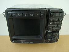 Mercedes Benz S-Klasse W220 W215 Cl Navi Comand 2.5 A2208203789 Radio-CD