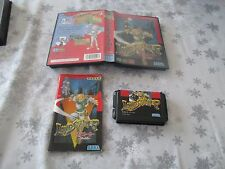 LANDSTALKER SEGA ACTION RPG MEGADRIVE JAPAN IMPORT COMPLETE IN BOX!