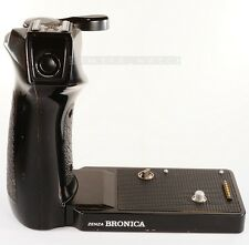 Zenza BRONICA Speed Grip G For GS GS-1 / Hand Winder & Flash Holder