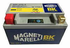 DMLIT9 BATTERIA LITIO MAGNETI MARELLI YT12A-BS KYMCO Downtown / ABS 300 2013 14