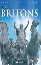 The Britons (The Peoples of Europe)-ExLibrary
