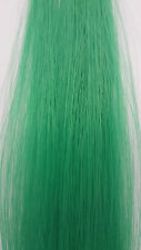 20 inch Clip in Hair Extensions - Many Colours - Punk - Goth - Fancy dress.