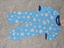"NWT - Gymboree ""Brand New Basics"" blue stars convertible outfit - 6-9 mos boys"