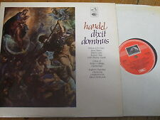 ASD 2262 Handel Dixit Dominus / Willcocks / King's College etc.