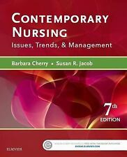 NEW Contemporary Nursing : Issues, Trends, and Management by Barbara 7 Edition