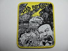 BAD BRAINS    WOVEN PATCH