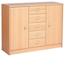 Kommoden aus buche ebay for Highboard 50 cm tief