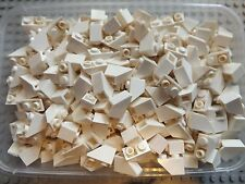 20 LEGO Brand New White Slope Inverted 45 2 x 1 No.3665 Ideal Spare Add On Part